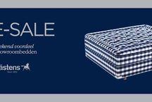 Hästens SALE / Onze Hästens SALE is van start gegaan! Nu fantastische kortingen op onze showroommodellen (en accessoires). Investeer nu in diepe slaap. #hastenssale #deepsleep #LoveHastens