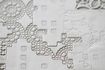 Wall, Floor: Pattern/Print/Tile