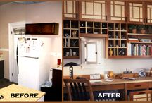 Parrish Built - Before & After
