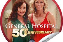 general hospital / by Cliff-michelle Nesbitt Aldrich