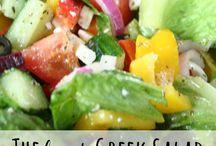 Good Eats / Potential food ideas