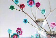 Autour des fleurs