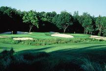 Asherwood Golf Club / Carmel, Indiana. 27-Hole Regulation Course & 27-Hole Short Course on Private Estate. First Course Opened in 1998, Second Course Opened in 2001.