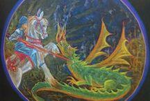 waldorf dragon
