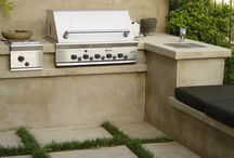 modern barbecue design