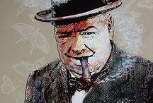The Optimist - Winston Churchill