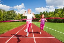 Sports Parties for Kids / If your kids love their sport and your are looking for an active party around their passion for sport, have a look here!