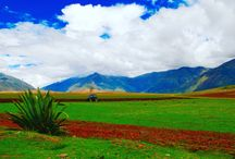 Urubamba, Peru / The Sacred Valley of the Incas. All photos are my own.
