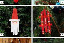 χριστουγεννιάτικα στολίδια για παιδιά