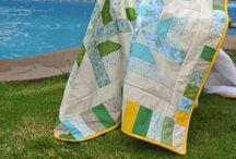 Patchwork and quilts / patchwork Nuestra Pasión, Loreto Gómez