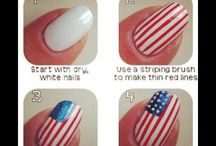 Vernis style / Amarican style