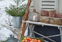 Christmas outdoor / New ideas 2014