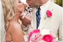 Dogs in Wedding Photos / by Jennifer Vanderbeek