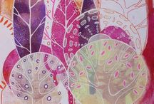 Gelli printing and more