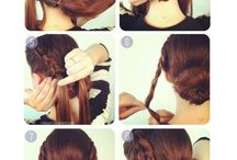 Ideias de penteado