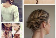 Peinados trenzas / Peinados