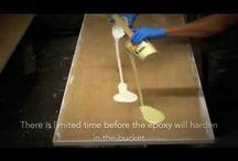 Epoxy resin tutorials