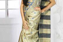 Tussar Sarees / Exclusive Sarees..........
