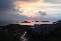 Çatalada / Bodrum Turgutreis Mahallesi  Açıklarında TÜRK adası