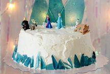 frozen birthday parties / by lynell dangerfield