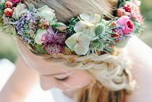 Flower crowns❤️ / by Savannah Lauts