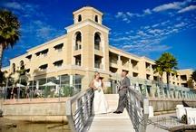 Balboa Bay Resort Weddings / The Balboa Bay Resort in Newport Beach, CA
