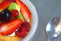Gourmandise~dessert~créativité