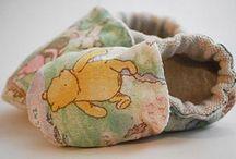 Kiddies' slippers