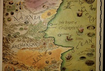 •to narnia and the north• / by Micaela Griffin