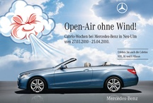 Mercedes-Benz / by Kainz Werbeagentur