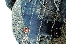 ideas for old jeans