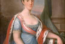Queen Carlota Joaquina of Portugal / Carlota Joaquina of Spain (25 April 1775 - 7 January 1830), was Queen of Portugal. She was the wife of King John VI of Portugal. She was the daughter of Carlos IV, King of Spain and Princess Maria Luisa of Parma. John and Carlota Joaquina had 9 children. If you will read about their 9 children at http://en.wikipedia.org/wiki/Carlota_Joaquina_of_Spain