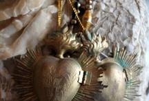 Hearts, Sacred Art