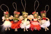 10 fairy ornaments I will make for my tree