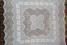 Obrusy i serwetki / Obrusy i serwetki  wykonane szydełkiem wg gotowych wzorów lub wg mojego pomysłu