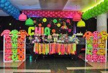 festas neon