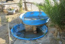 Small corneryard waterfall ideas