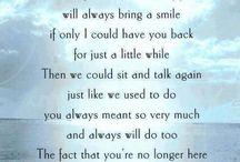 Missing My Mama