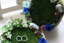 wedding 小物