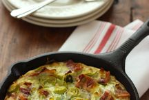 Brunch / Delicious breakfast recipes to savor over the weekend when you've got time to enjoy.