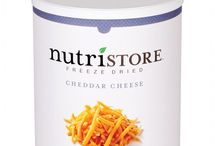 Nutristore Dairy Products / Having a food storage supply may be the most important way to prepare for an emergency. Nutristore™ has done the hard part by creating great packages of both dehydrated and freeze-dried foods that will help prepare you for whatever may come! You can find Nutristore™ products at FoodStorage.com!