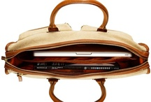 Bags / Anything from backpacks to messenger bags; a must have for the modern man