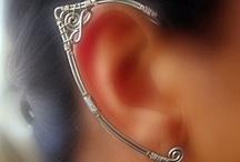 Ear / by Kathy Robinson Vollmer