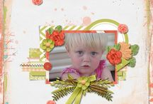 Mix & Match - March Lovely Colors at WLS / Three kits just $1 each that coordinate with all the wonderful March Lovely Colors submissions at With Love Studio!