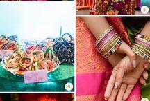 Festa de 15, tema Índia