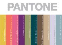 PANTONE / Color inspiration