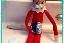 Elf on the Shelf / by Kaleigh Mohler