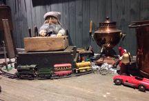 Julemandens værksted  / Jul på Slagelse Museum 2016