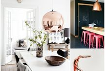 HOUSE AND HOME //Kitchen