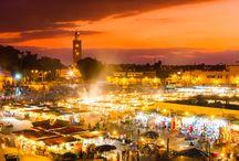 Inspire-se: Marrocos / A Terra do Sol Poente, (significado da palavra Marrocos em árabe), impressiona pela diversidade de suas paisagens, únicas e contrastantes, de cidades exóticas a cenários naturais como lagos e cachoeiras, desertos e cadeias montanhosas com picos nevados. Confira nossos roteiros através do e-mail: info@teresaperez.com.br.